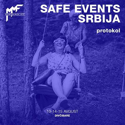 Safe events Srbija protokol
